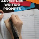 Choose Your Adventure Stories- With Printable Writing Prompts