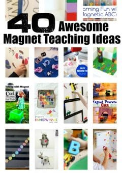 40 Fun Magnet Experiments and Play Ideas