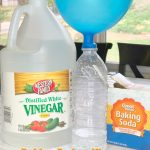 Baking Soda and Vinegar Balloon Experiment