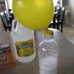 Amazing Self-Inflating Balloon