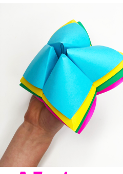 How to Make a Fortune Teller ~ or Cootie Catcher