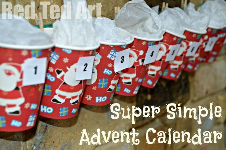 simple advent idea