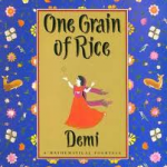 One Grain of Rice- Math Activities