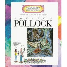 Artist Study- Jackson Pollock