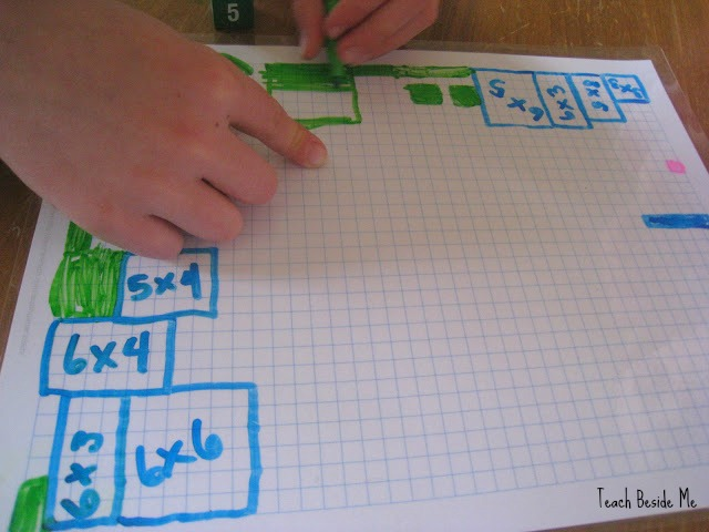 math-multiplication-game-with-graph-paper