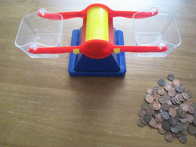 Weighing With Pennies