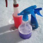 Snow Painting!!