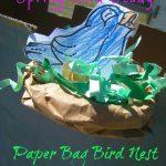 Spring Bird Nest Craft