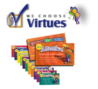 We Choose Virtues- Product Review & Giveaway!