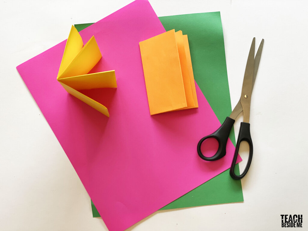 how to make a book with paper
