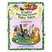 Crafts From Fairy Tales~ Rapunzel Craft