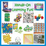 Learning games and Manipulatives
