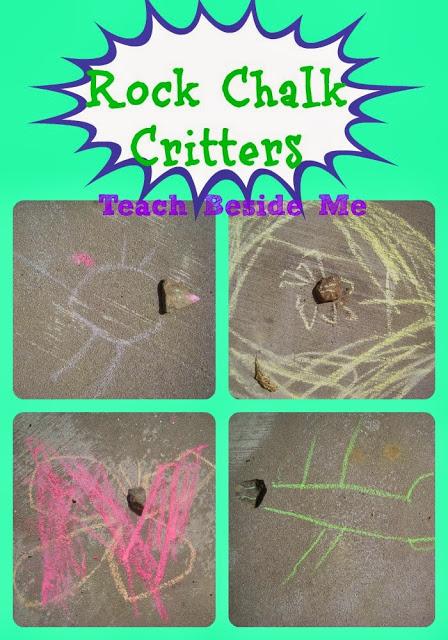 Rock-Chalk Critters