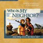 Apologia- Who's My Neighbor? Schoolhouse Review