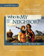 Apologia- Who's My Neighbor? Review