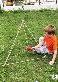How to Build a Catapult: STEM Learning Activity