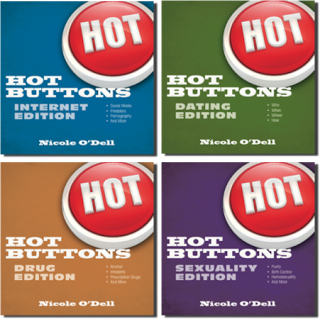 Hot Button Issues ~Blog Tour~