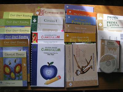Memoria Press Curriculum