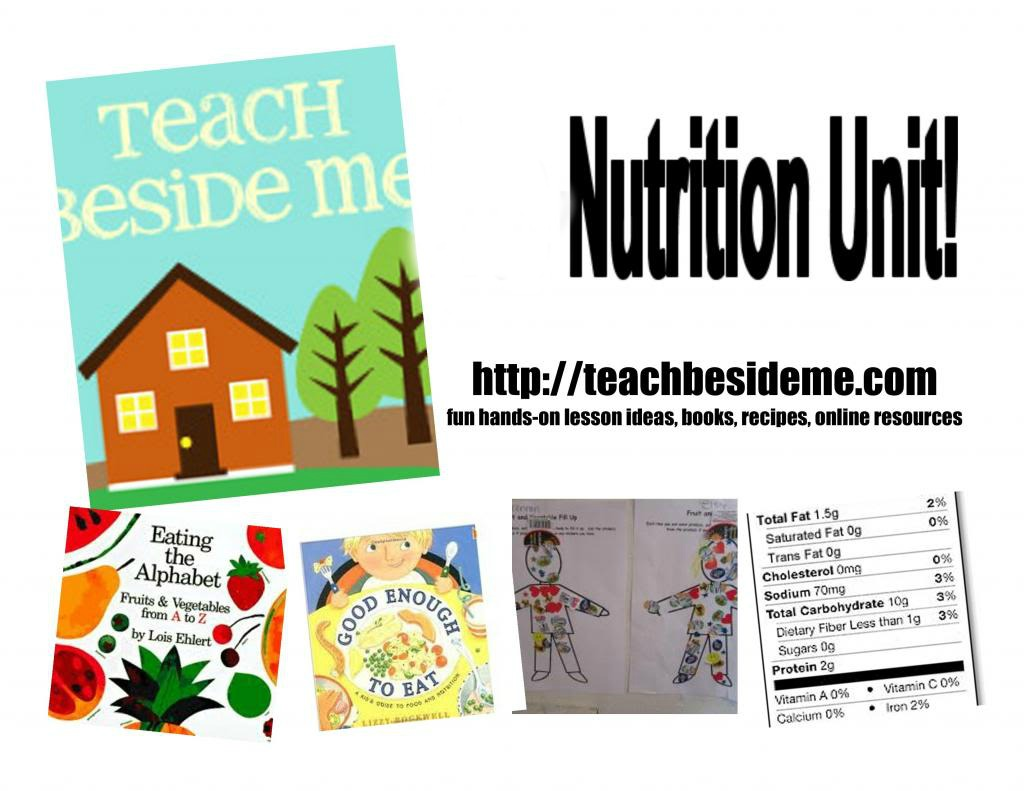 Cross-Curricular Kitchen Lessons – Teach Beside Me