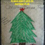 The Christmas Service Tree