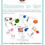 Reading In First Review & Giveaway