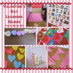 Candy Heart Learning Games & Printable