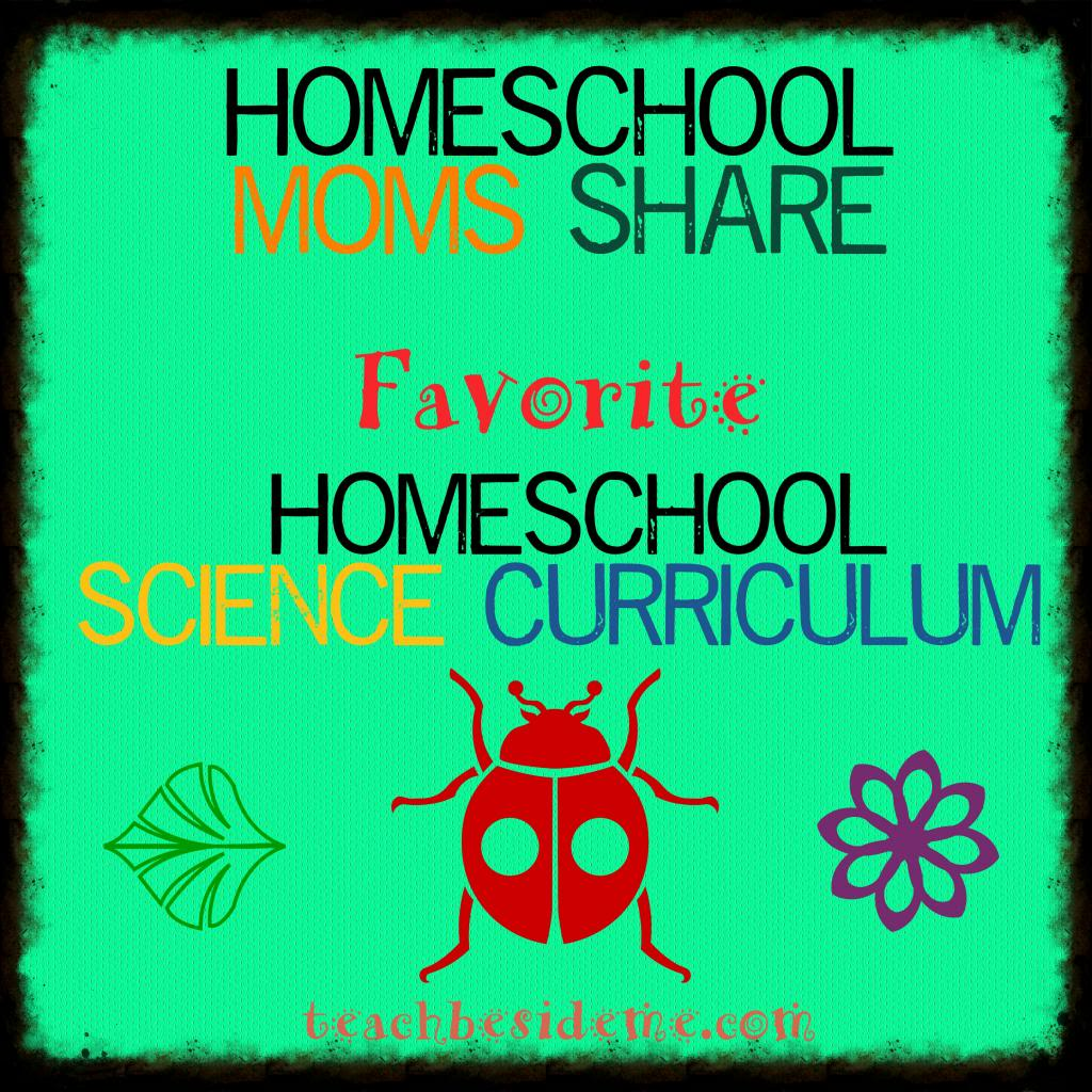 Homeschool Moms Share: Favorite Science Curriculum
