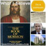 My Faith~ What I Believe