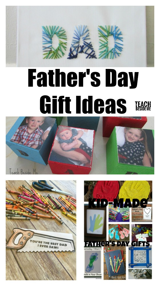 Homemade Father S Day Gift Ideas Teach Beside Me