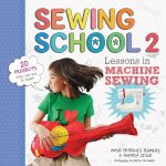 Sewing School Kids Book Review & Giveaway!!