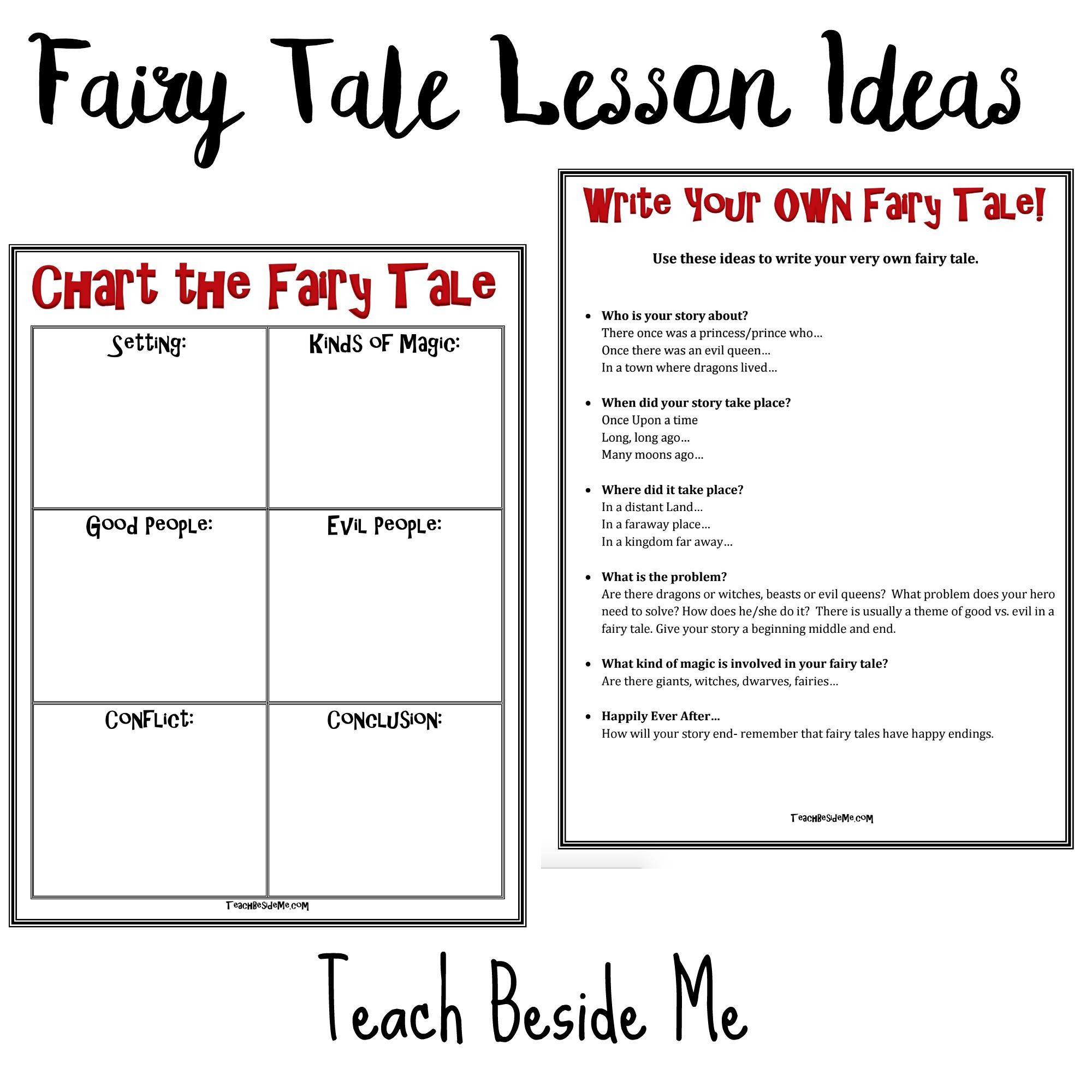 Hans christian anderson fairy tale lesson teach beside me hans christian anderson fairy tale lesson publicscrutiny Choice Image