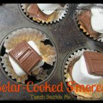 Nature Science Experiments {Solar S'mores}