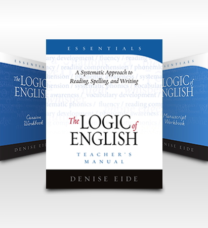 Logic of English~ Curriculum Review