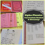 Alpha-Phonics {Reading Curriculum Review & Giveaway}