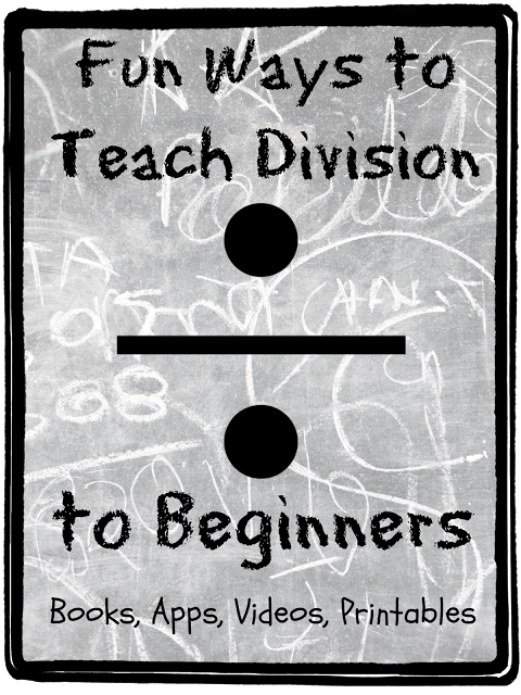 Fun Ways to Teach Division to Kids