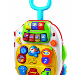 VTech Toys Roll & Learn Suitcase Review and Giveaway