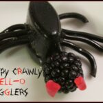 JELL-O Halloween Spider JIGGLERS