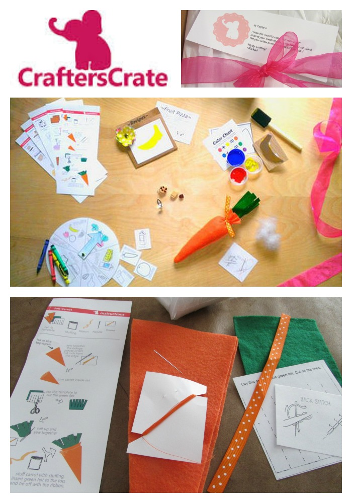 Crafters crate