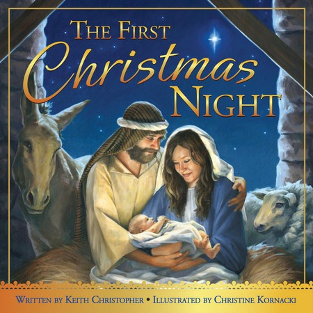 First Christmas Night Book