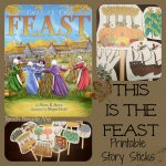 This is the Feast -Story Sticks