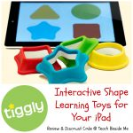 Tiggly ~For Learning Shapes