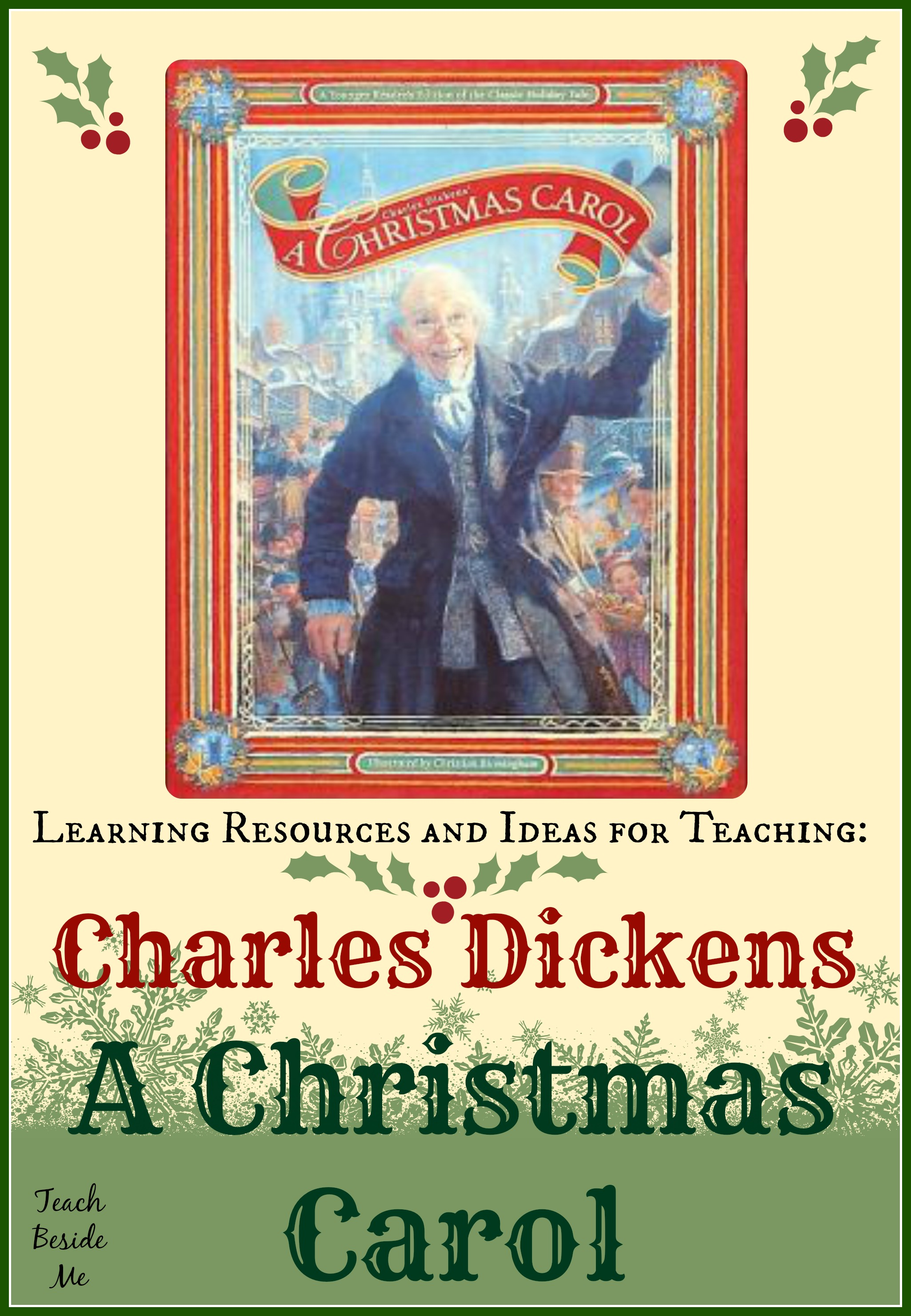 graphic regarding A Christmas Carol Worksheets Printable titled Charles Dickens A Xmas Carol ~ Lesson Plans Prepare