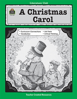 Charles Dickens A Christmas Carol ~ Lesson Ideas - Teach ...
