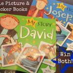 Bible Story Books Review & Giveaway