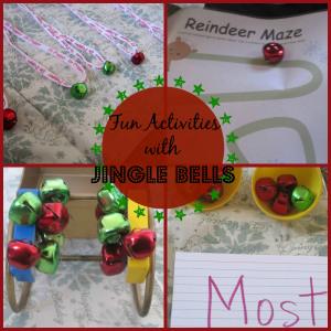 Fun Activities with jingle-bells