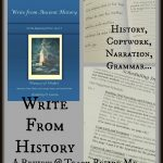 Write From History Copywork Books ~ A Review