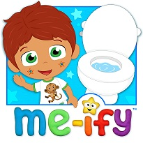 Me-ify Potty App