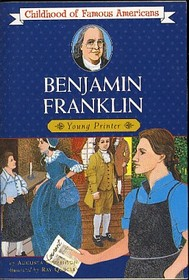 famous americans- ben franklin