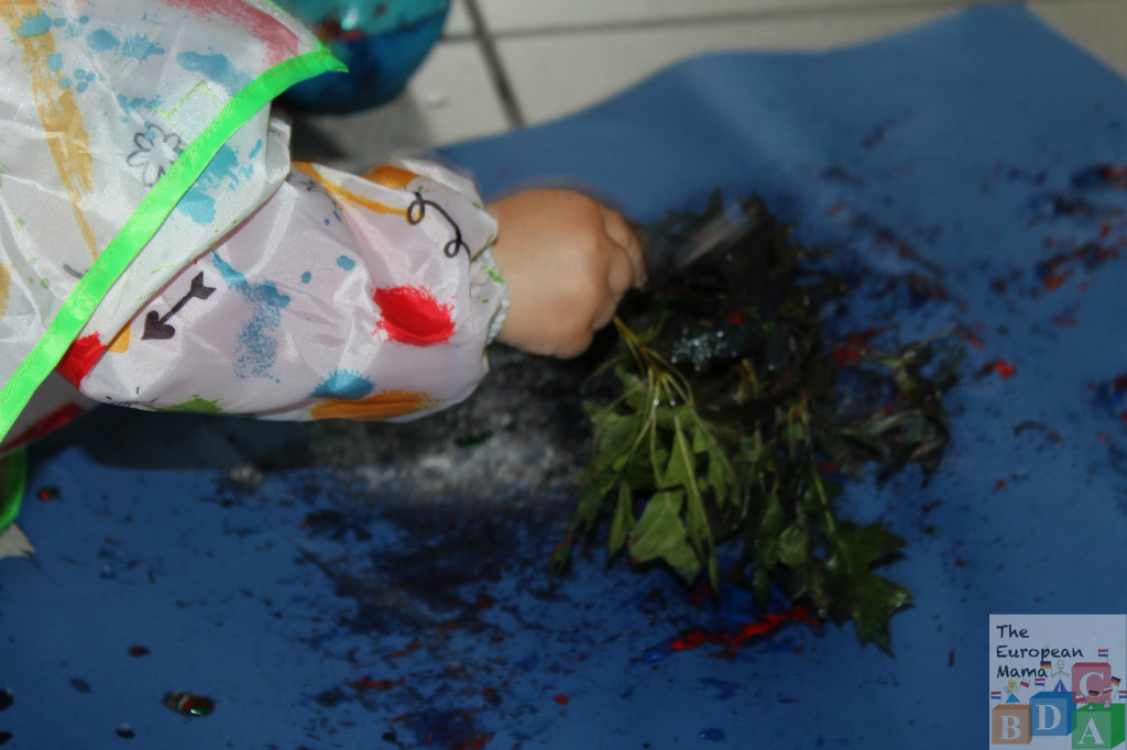Encouraging Messy Play 2