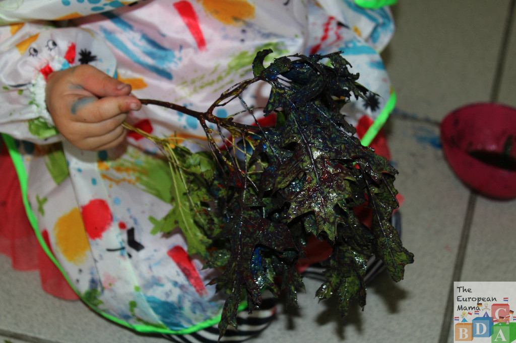 Encouraging Messy Play 3